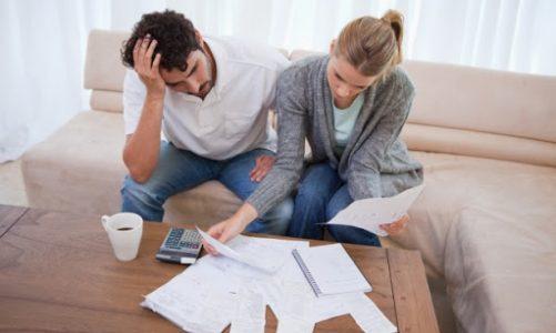 Lo que no debes hacer si tienes problemas financieros