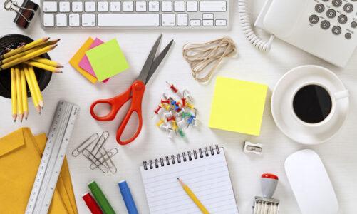 5 Consejos que debes saber al comprar materiales de oficina online
